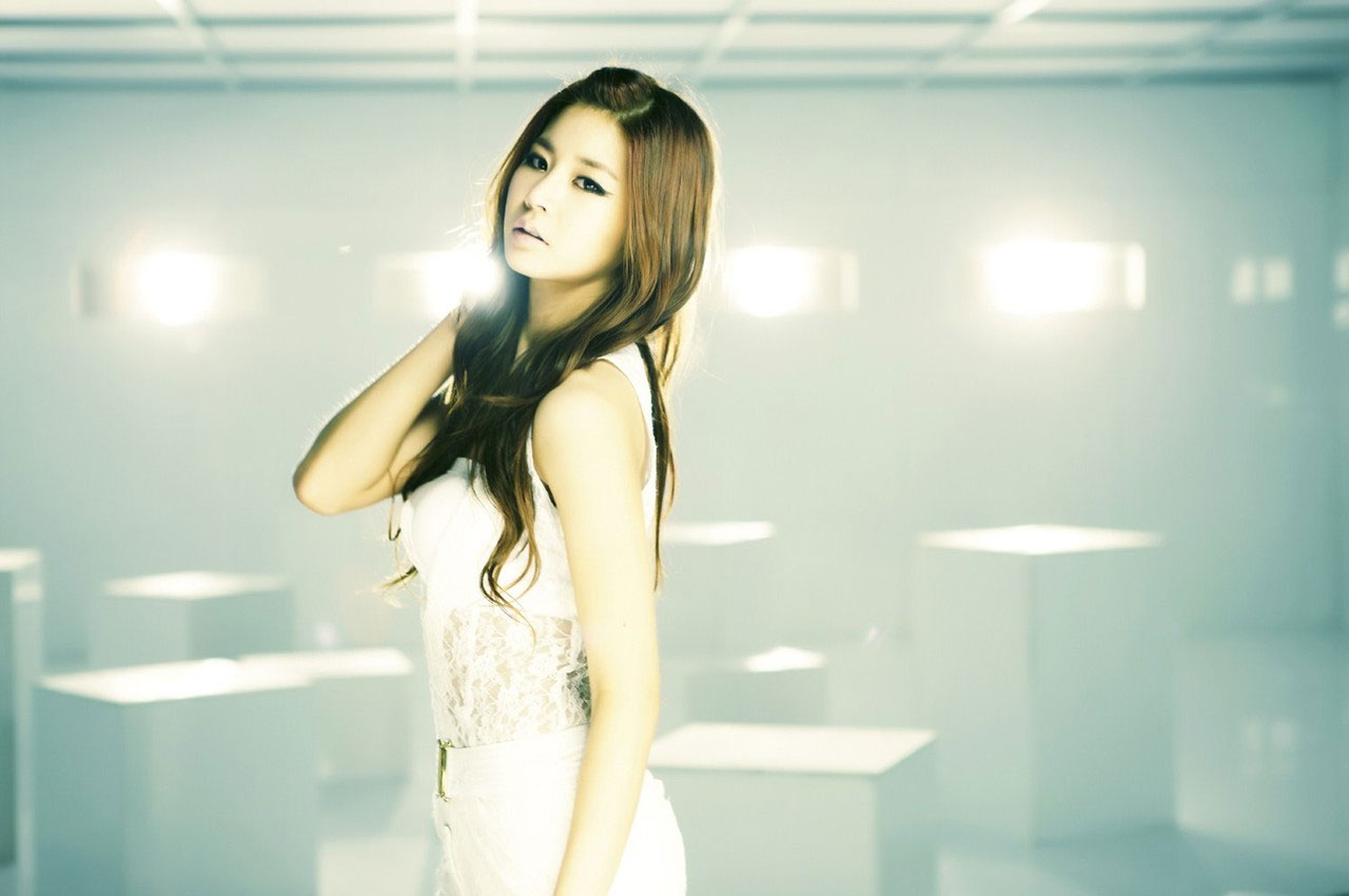 Korean girl group Gangkiz Somin Mama