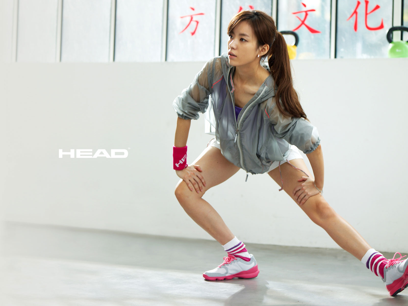 Han Hyo-Joo Head Sports wallpaper