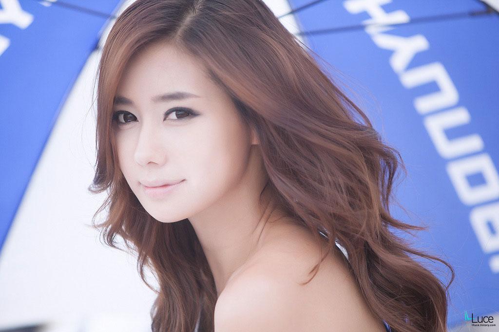 Kim Ha Yul Korea Speed Festival 2012