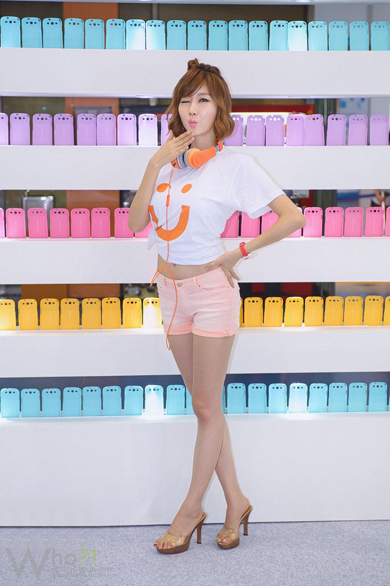 Choi Byul-I Korea IT Accessory Show
