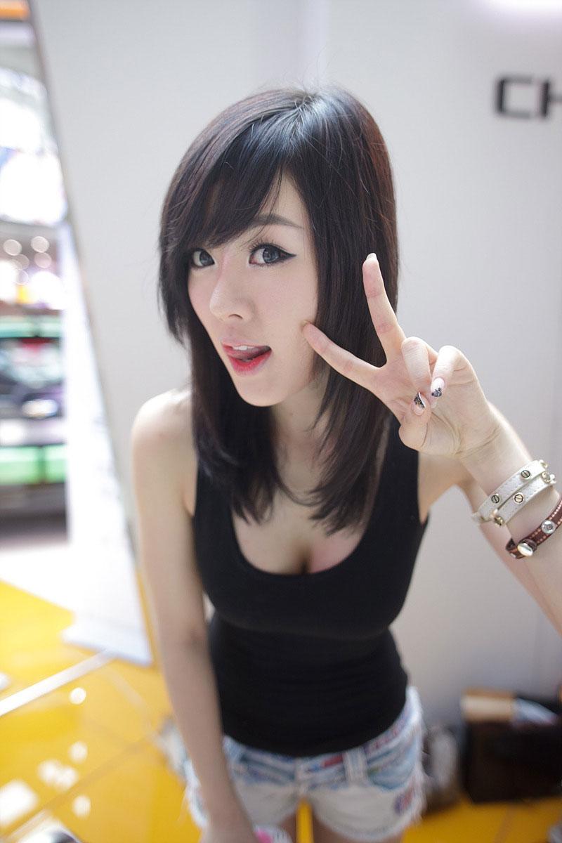 Hwang Mi Hee Chevrolet Korea