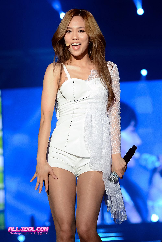 Miss A Fei JYP Nation Concert 2012