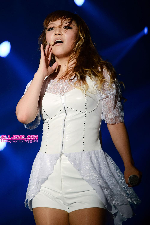 Miss A Min JYP Nation Concert 2012