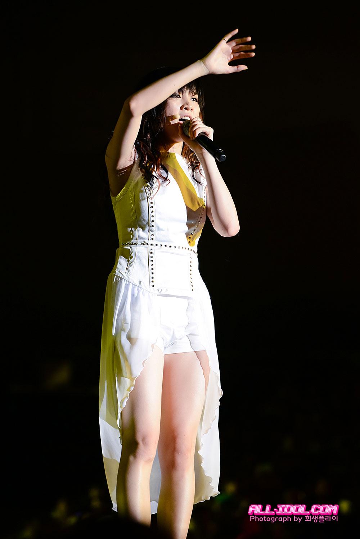 Miss A Jia JYP Nation Concert 2012