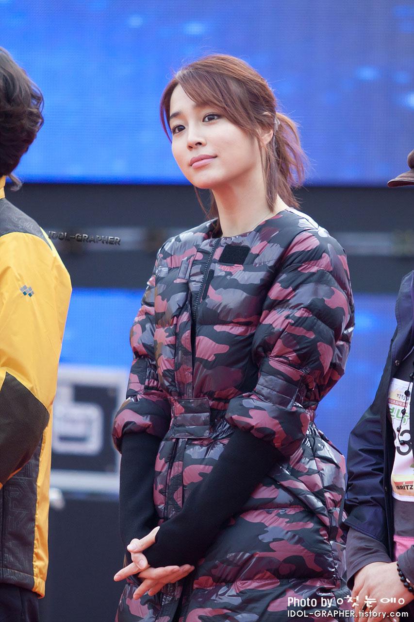 Korean actress Lee Min Jung