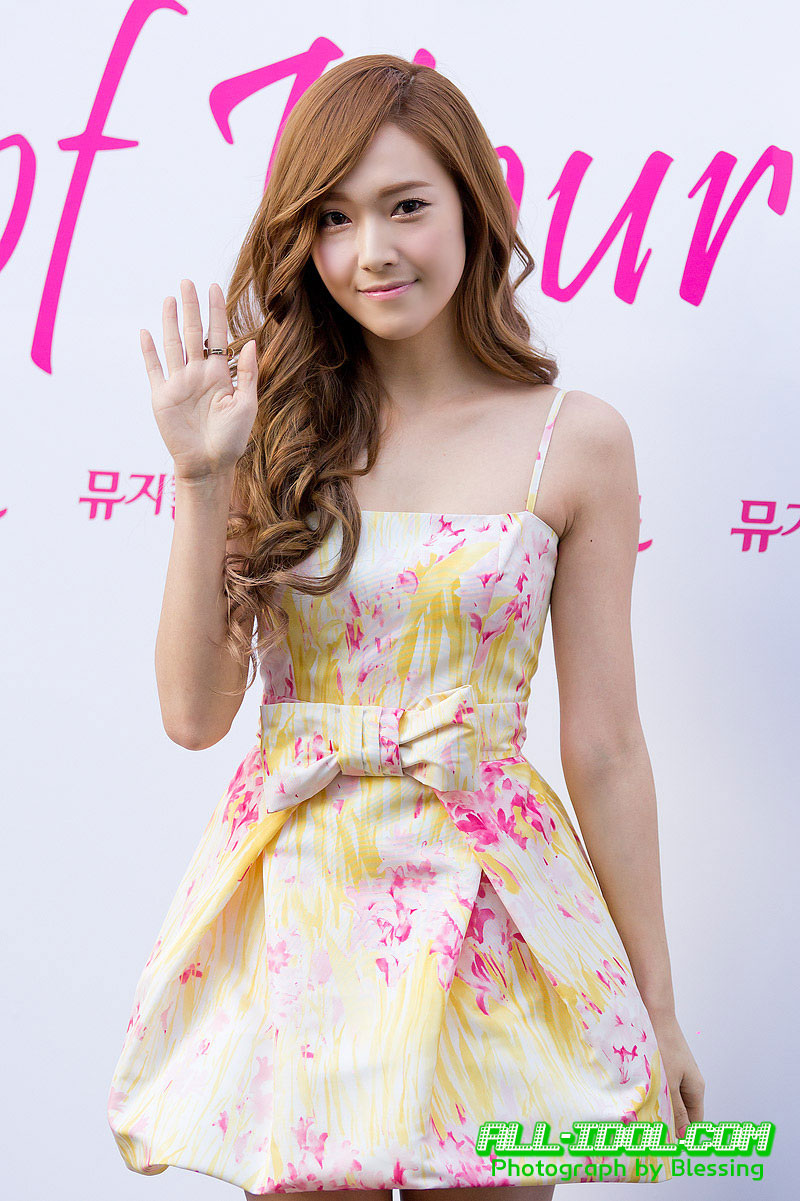 Jessica Jung Legally Blonde Musical