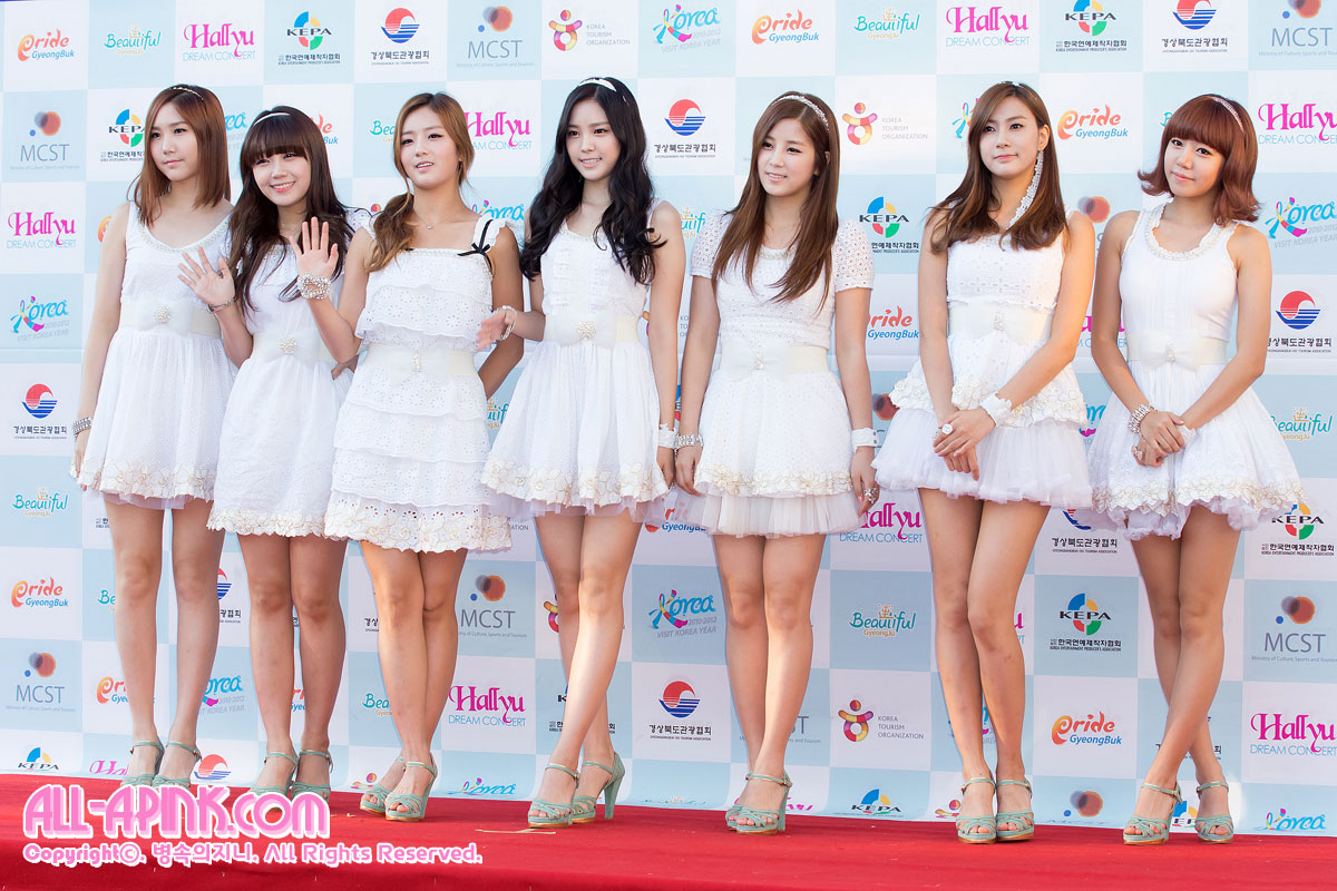A Pink Korea Hallyu Dream Concert