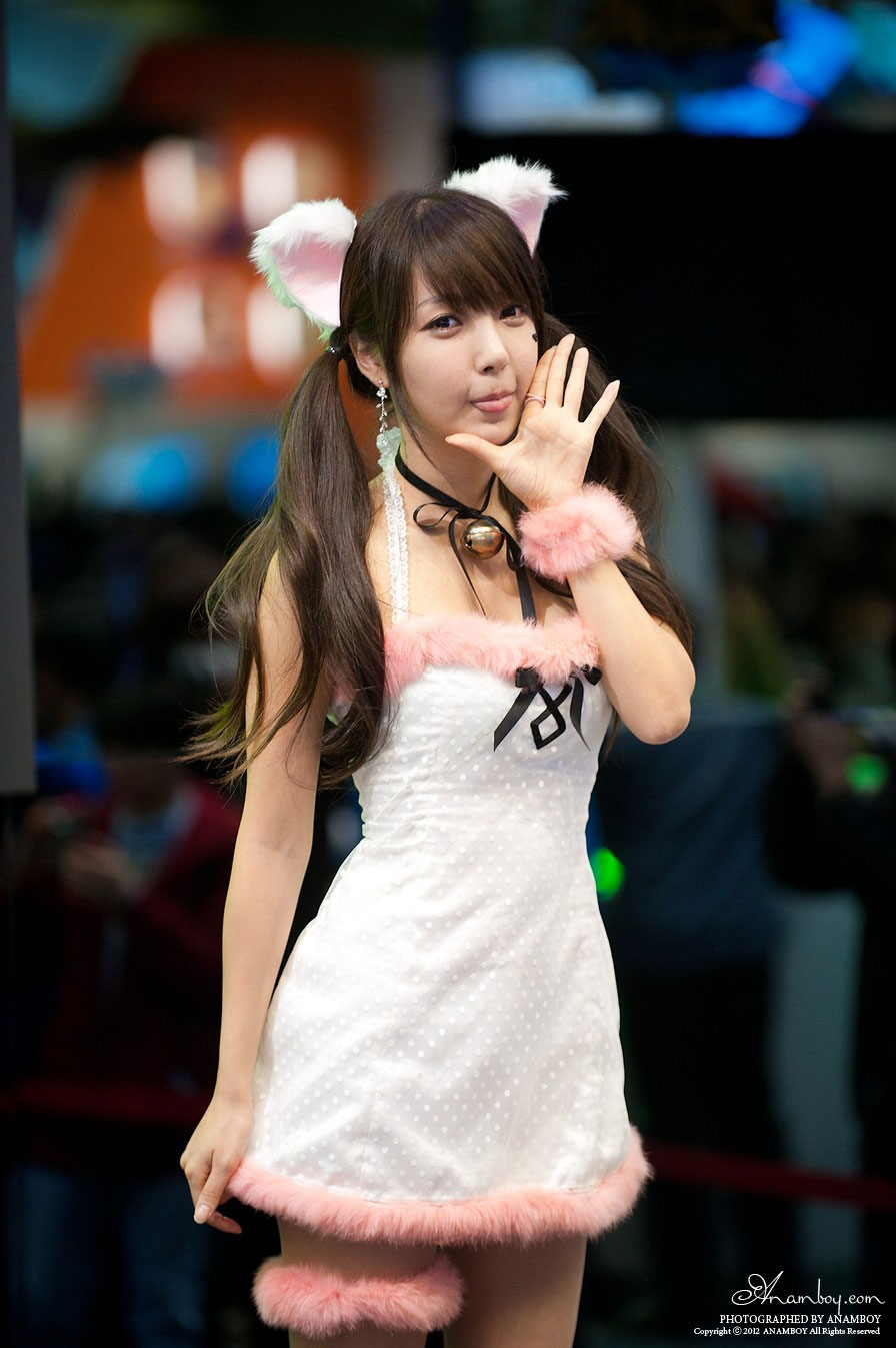Kim Hyun Jin Busan G-STAR 2012