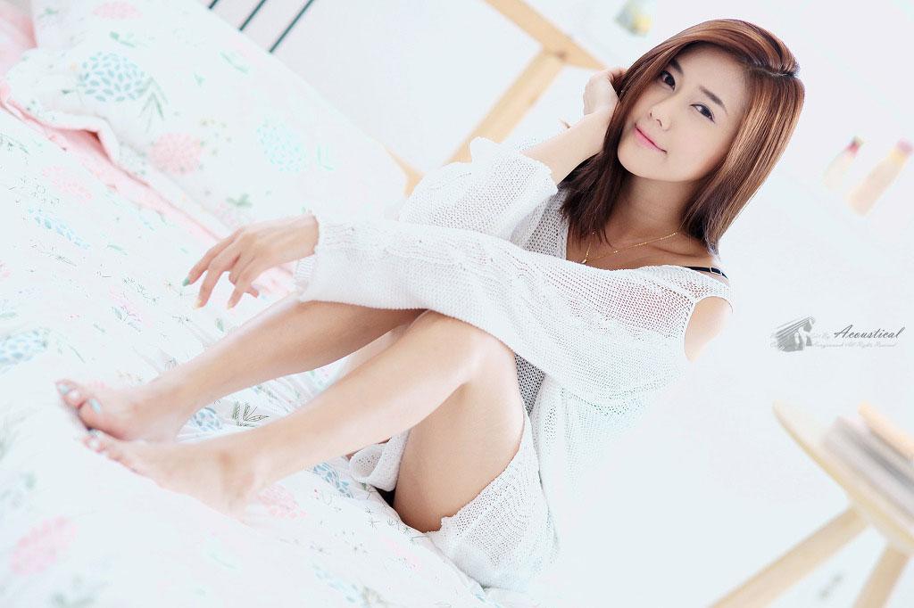 Korean model Kim Ha Yul