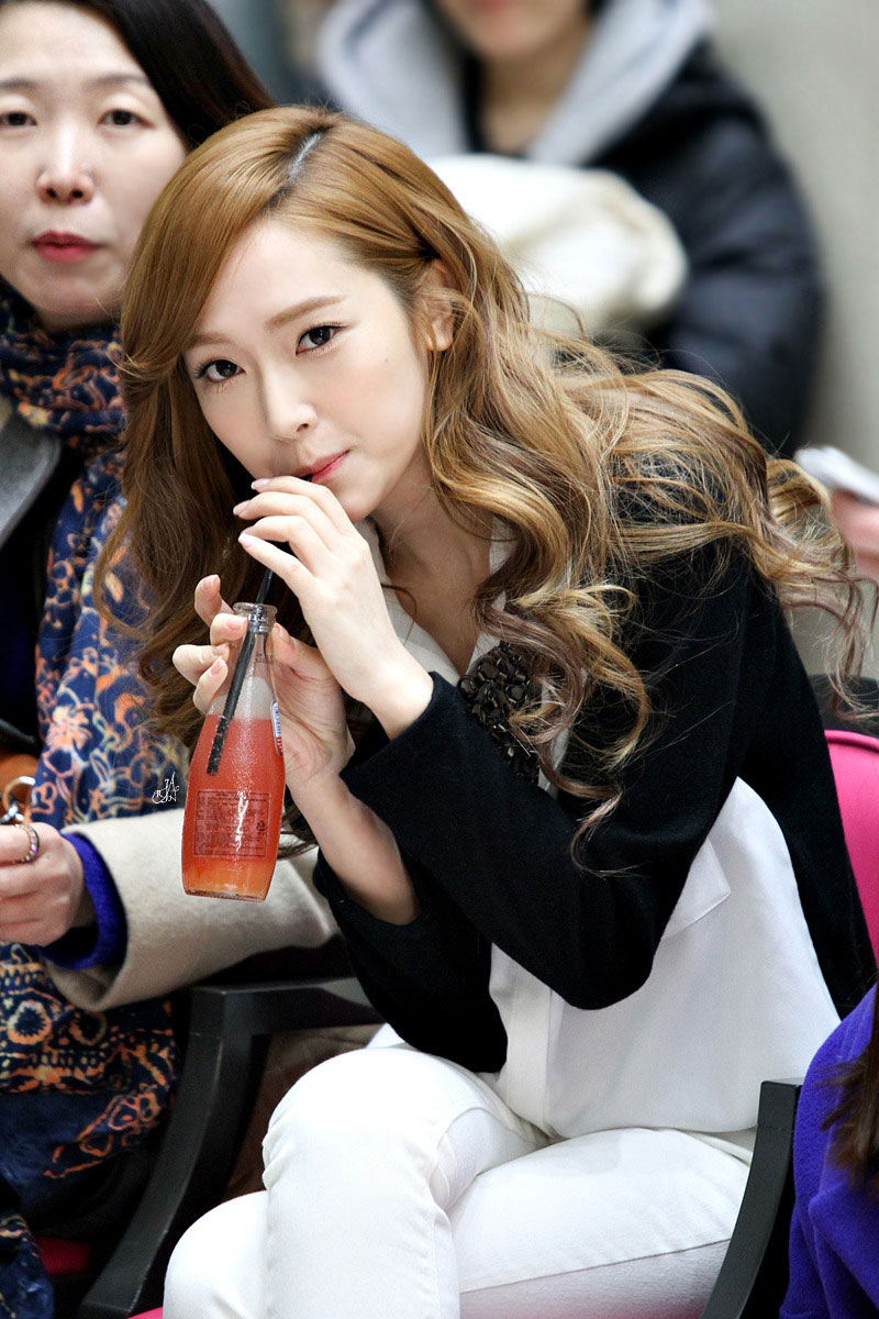 Jessica Jung Banila co event