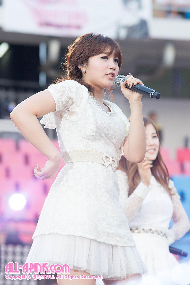 A Pink Eunji Kpop Music Wave Bangkok