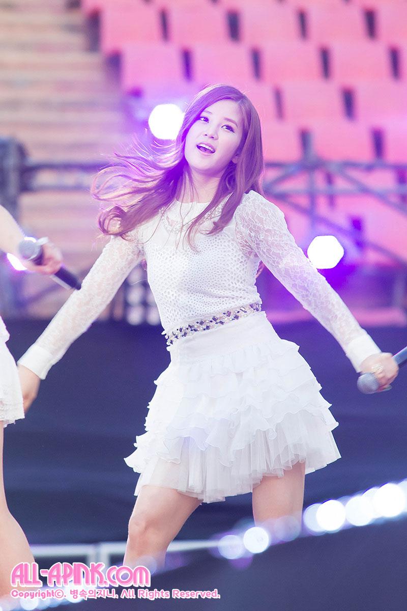 A Pink Chorong Kpop Music Wave Bangkok