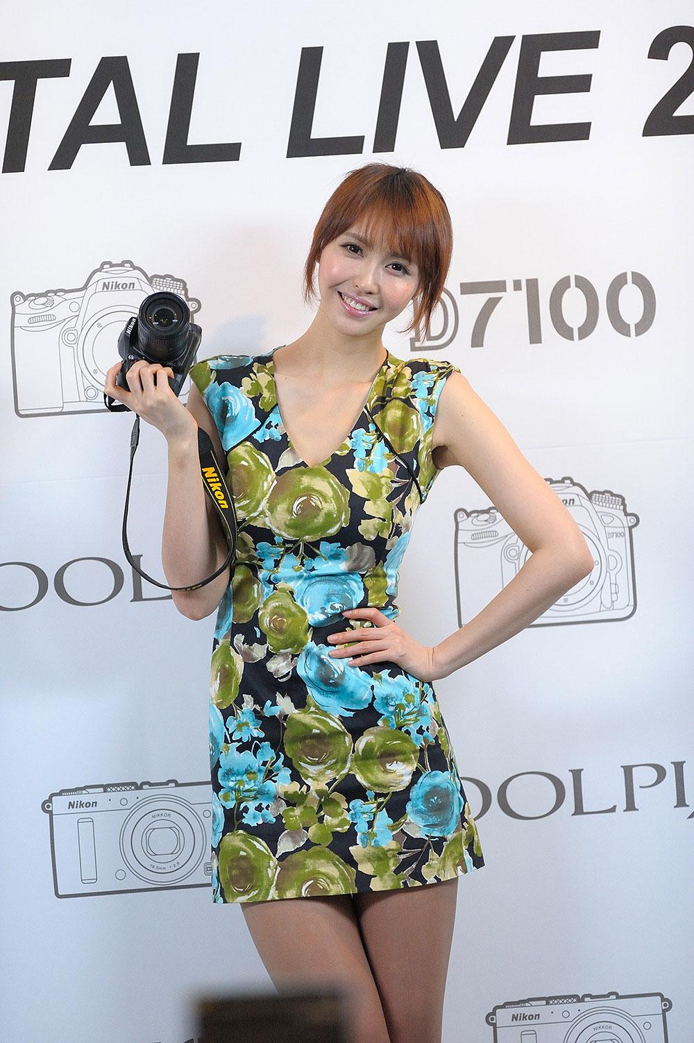 Kang Yui Nikon Digital Live 2013