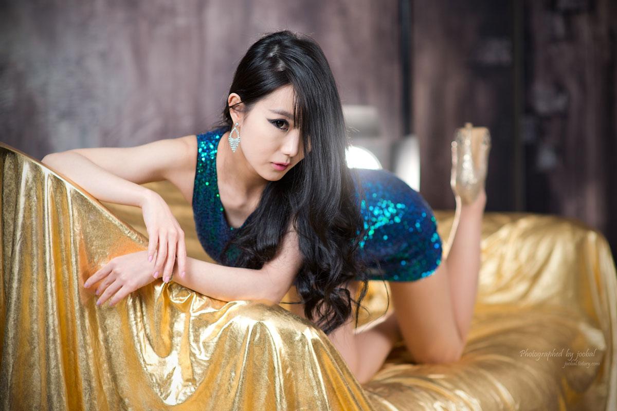 Im Soo Yeon Studio Photoshoot