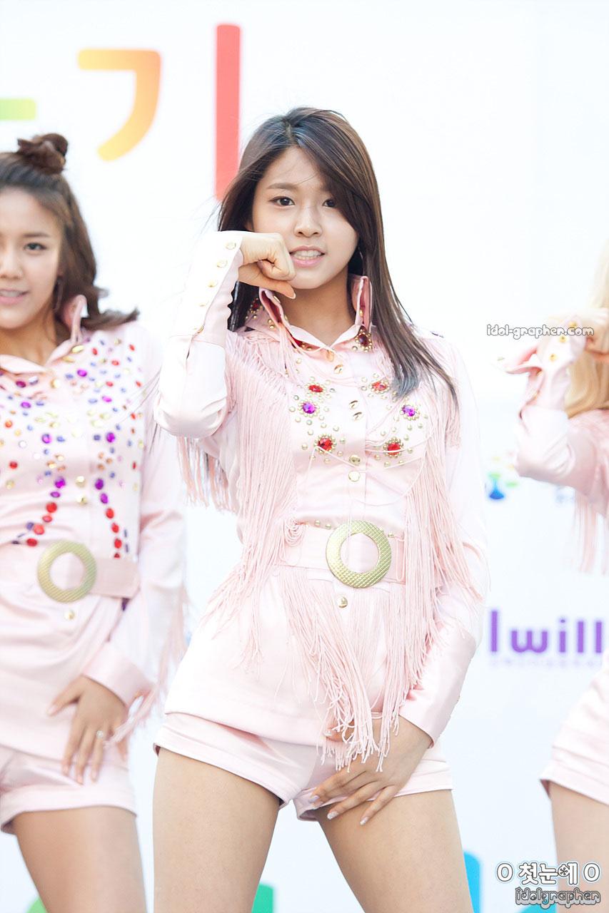 AOA Seolhyun youth cultural event