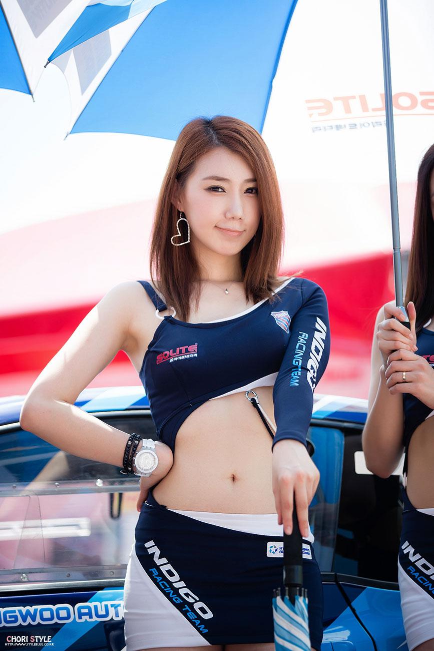 Lee Sung Hwa Korea Speed Festival 2013