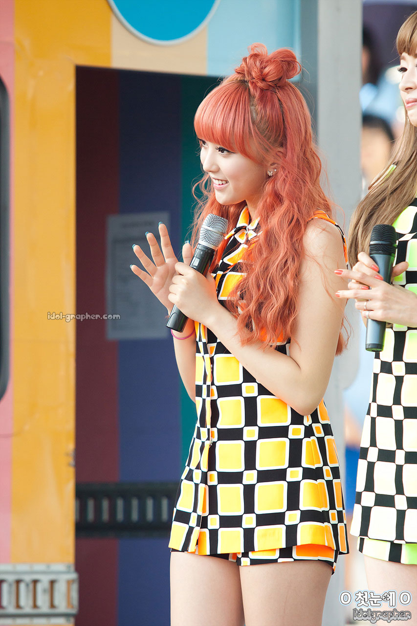 Hello Venus Yoonjoo iTV FM event