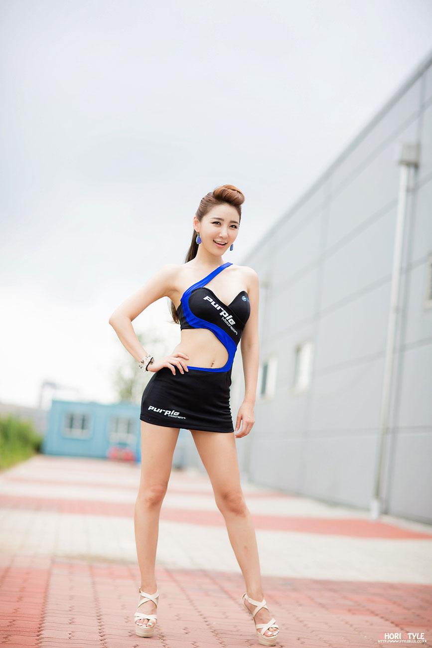 Bang Eun Young Korea Speed Festival 2013