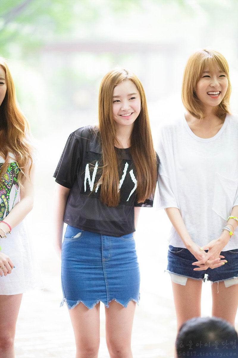Dal Shabet Woohee mini fanmeet