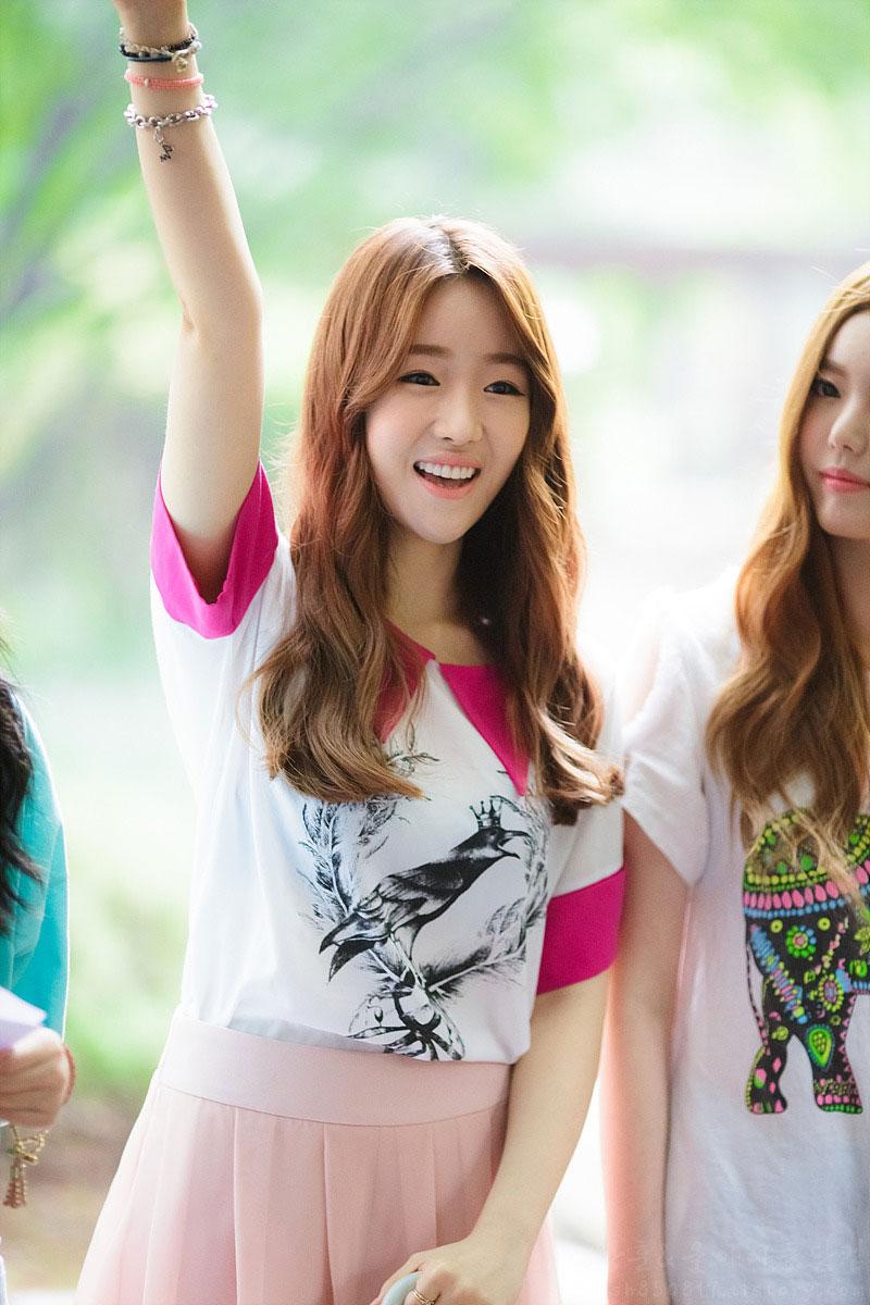 Dal Shabet Jiyul mini fanmeet