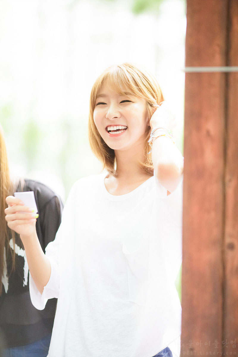 Dal Shabet Kaeun mini fanmeet