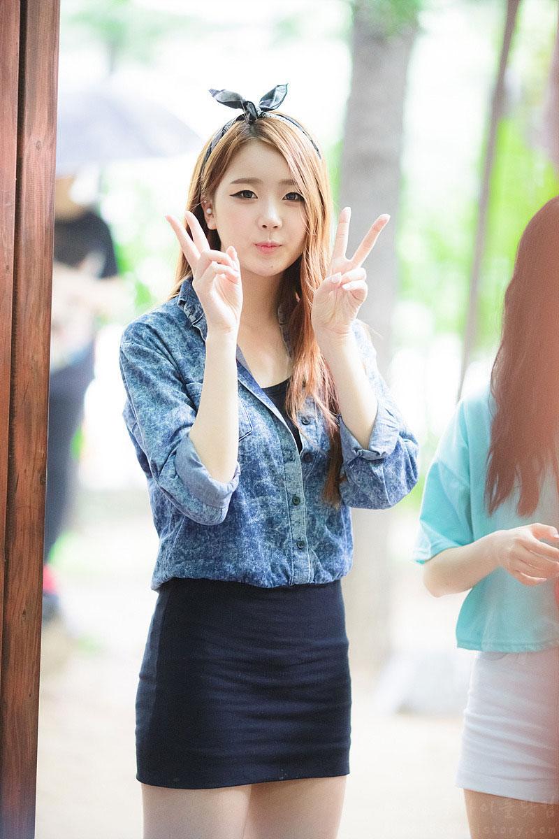 Dal Shabet Subin mini fanmeet