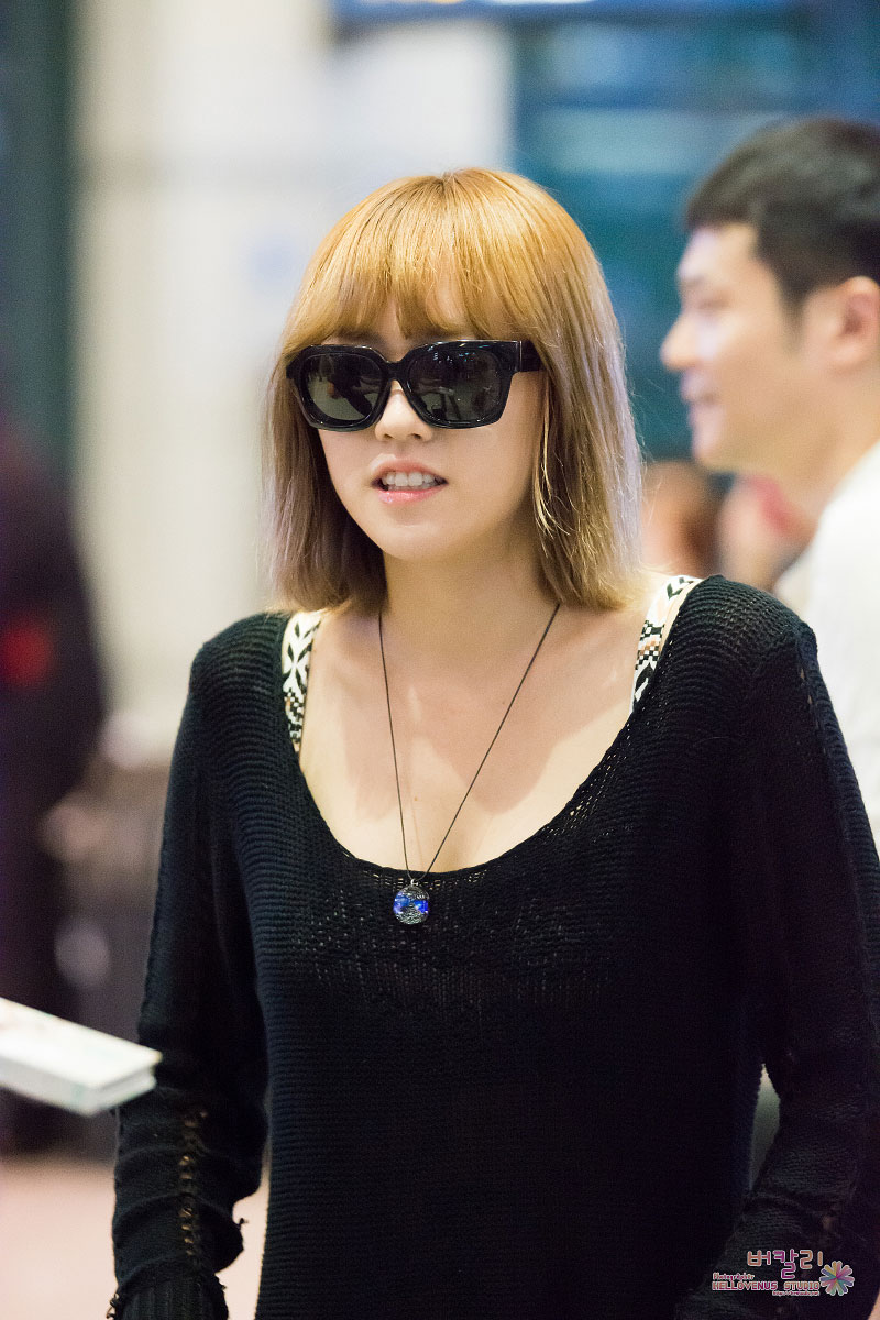 Hello Venus Lime airport style