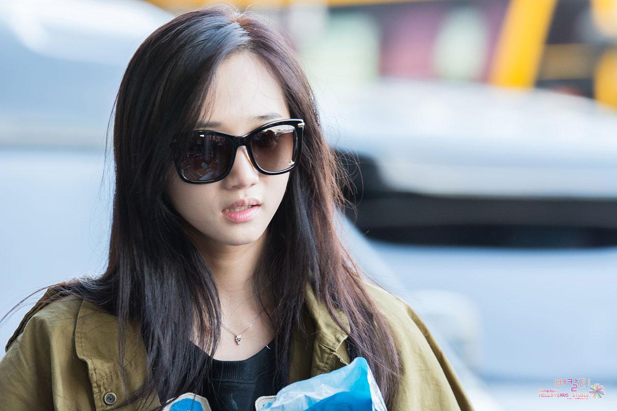 Hello Venus Yoo Ara airport style