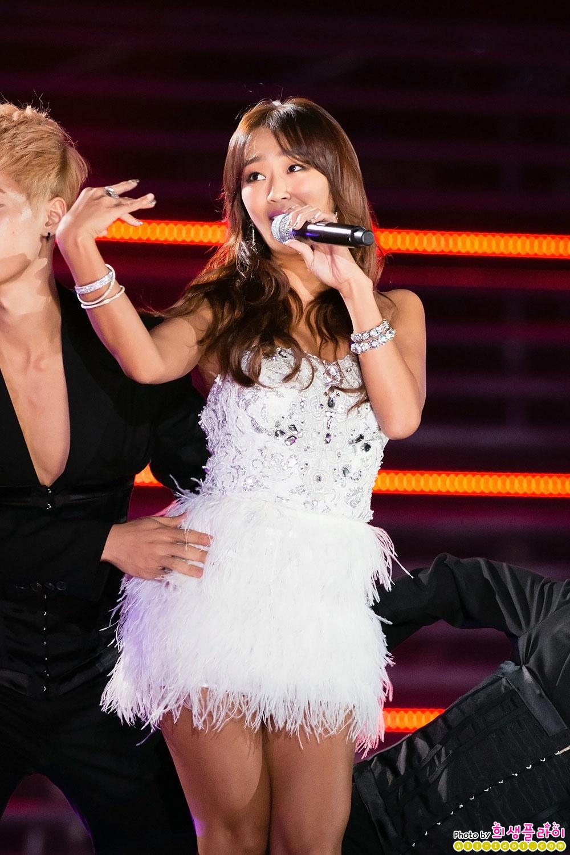 Sistar Hyorin Incheon Korean Music Wave