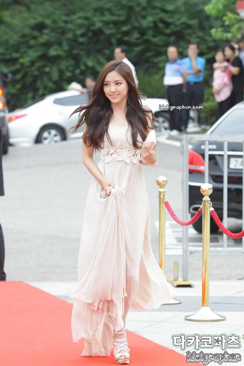 A Pink Naeun Seoul Drama Awards