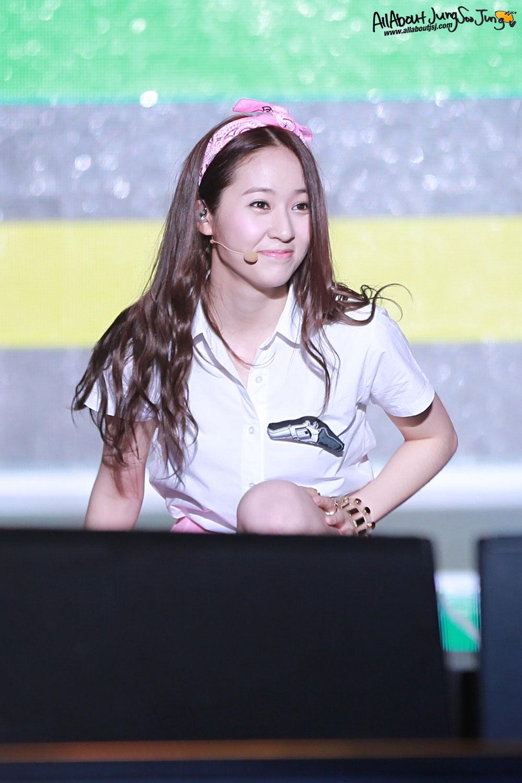 f(x) Krystal Music Core Sokcho