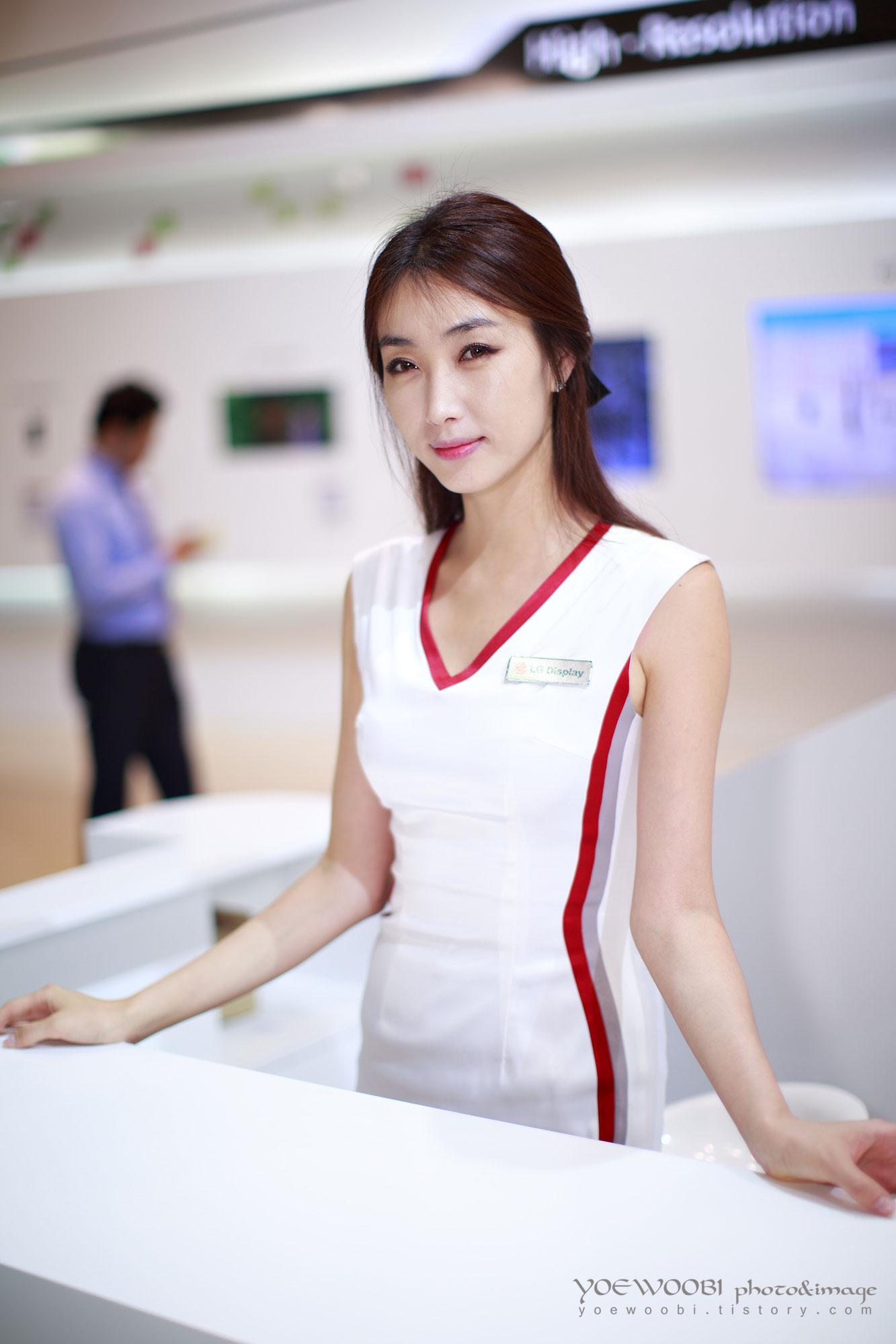 KES 2013 trade show model