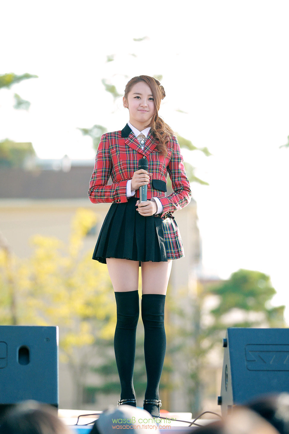 Korean pop idol singer NC.A