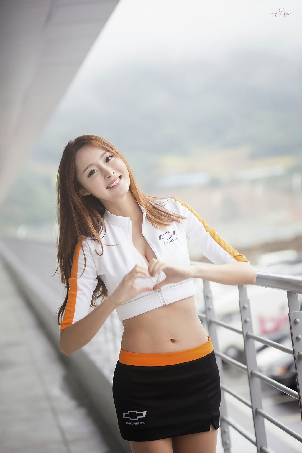 Eun Bin CJ Super Race 2013