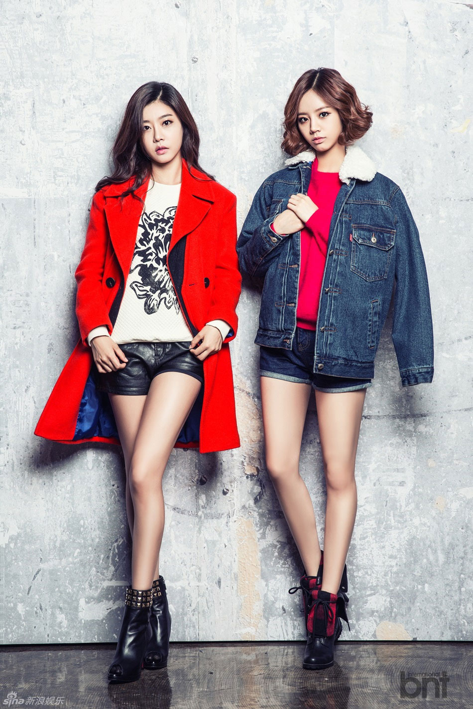 Girls Day Korean LeShop Fashion