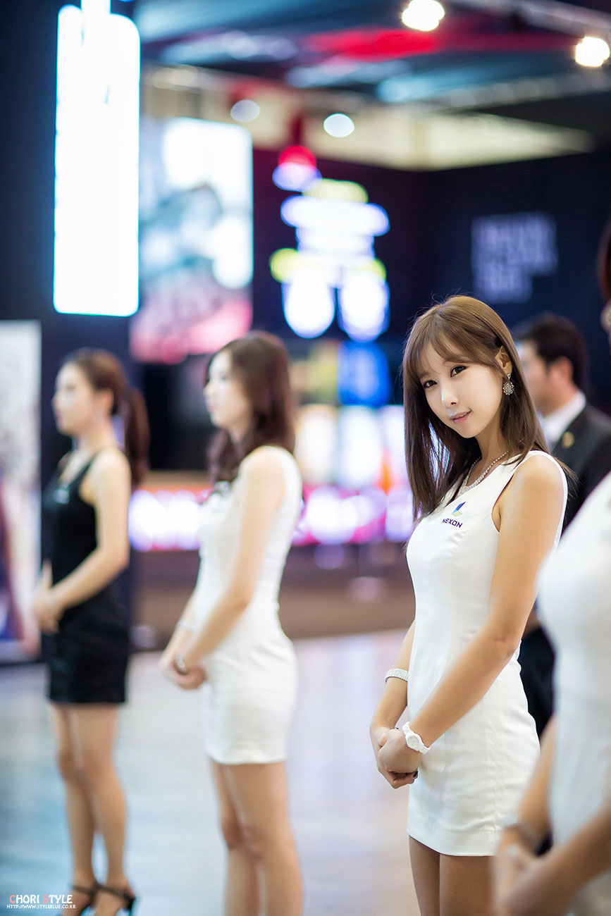 G-STAR Game Show 2013 Cheon Bo Young