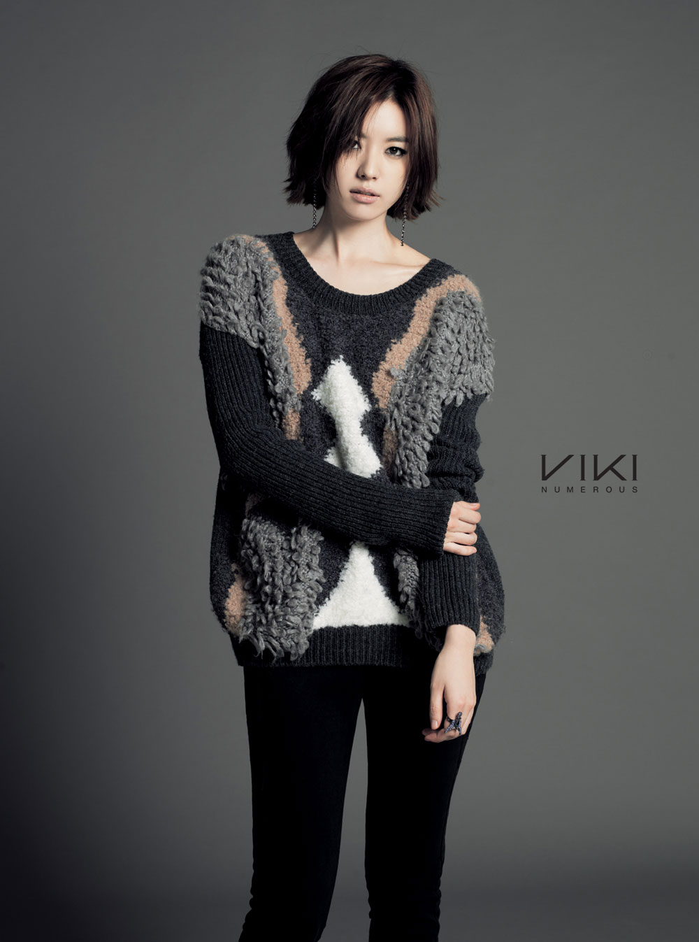 Han Hyo Joo VIKI Numerous fashion brand
