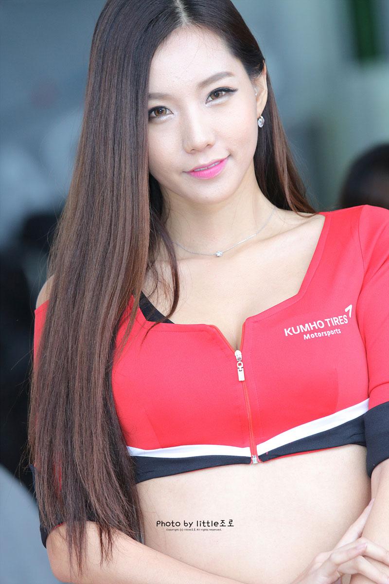 Lee Ji Min CJ Super Race 2013