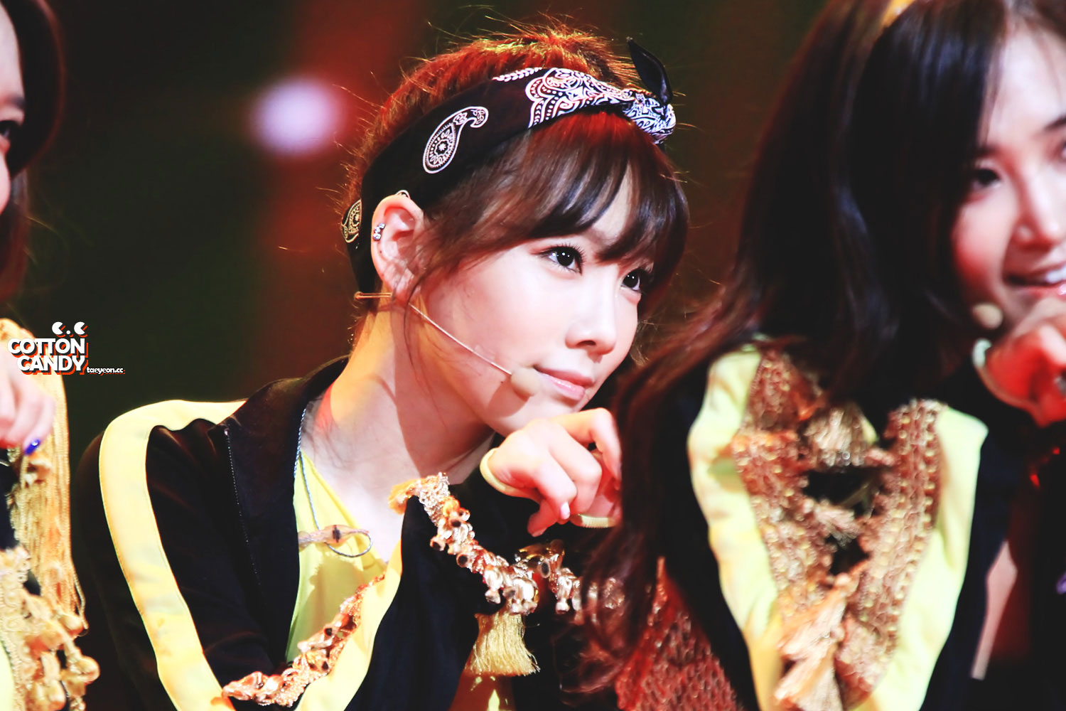 Girls Generation Taeyeon KBS Open Concert HD