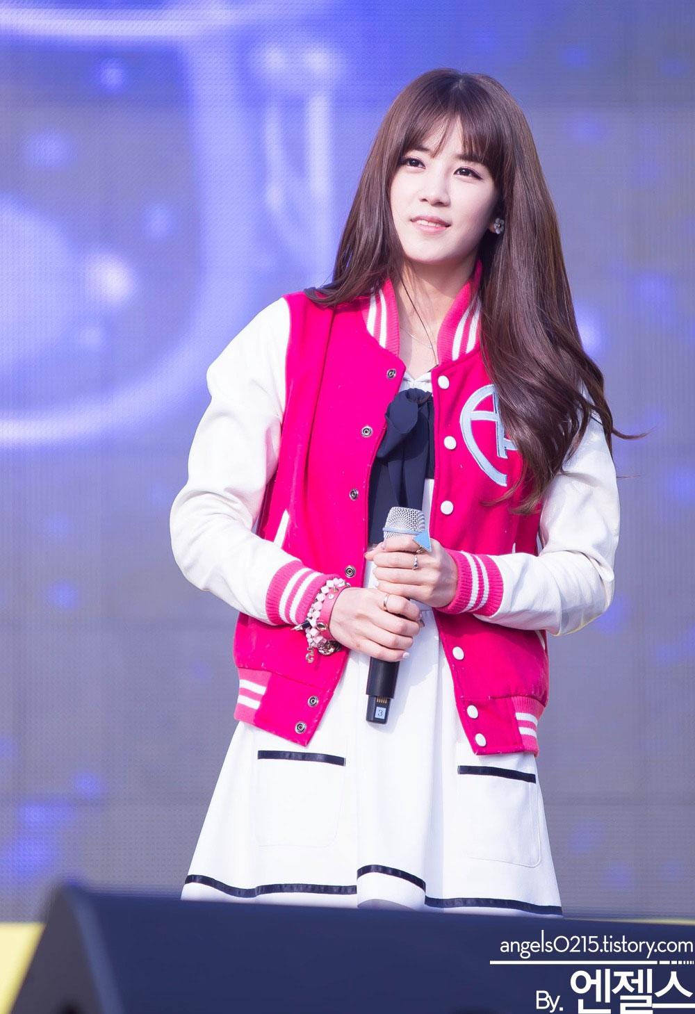A Pink Chorong GIST Music Festival