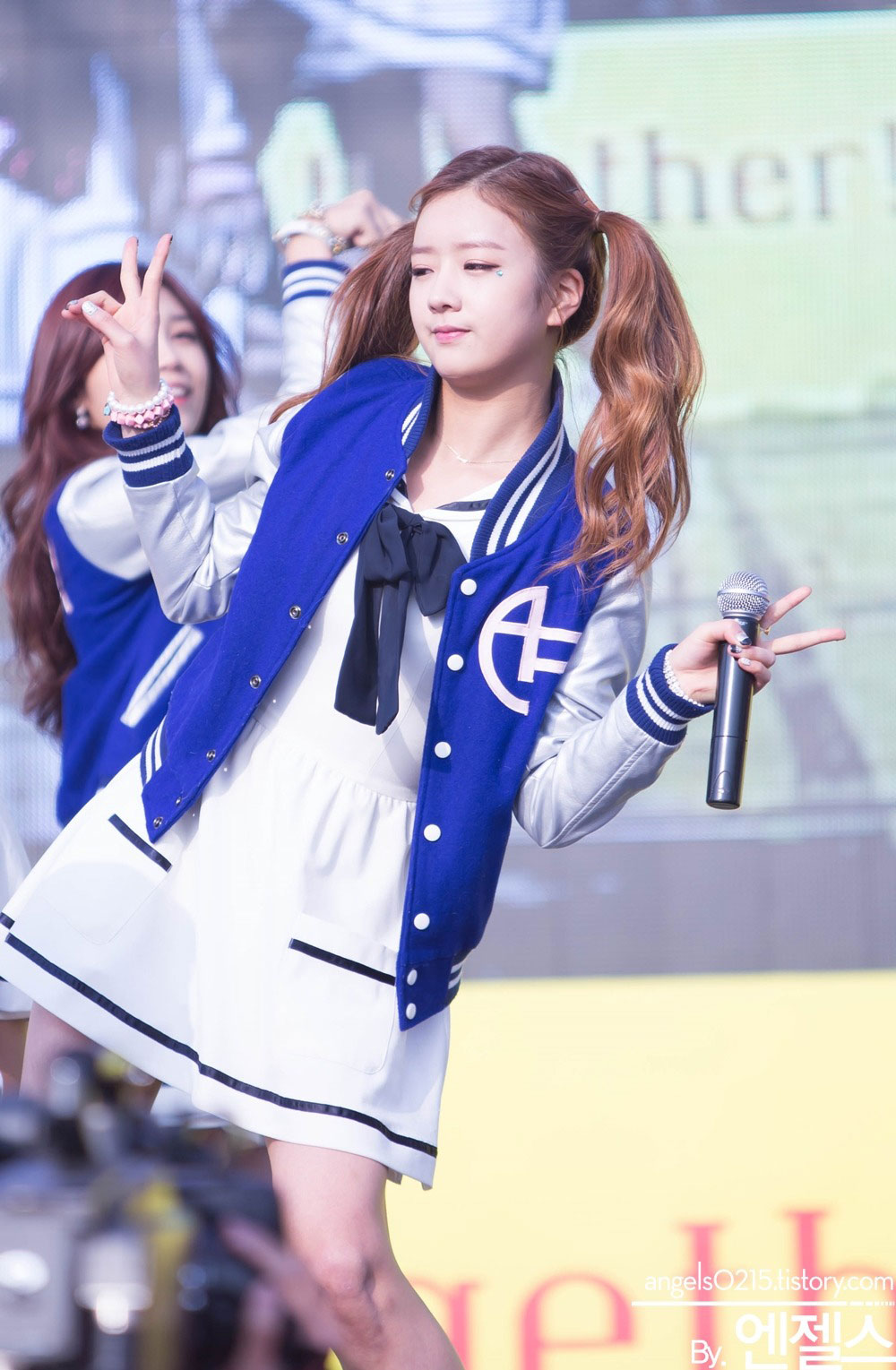 A Pink Bomi GIST Music Festival