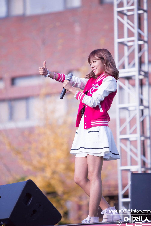 A Pink Namjoo GIST Music Festival