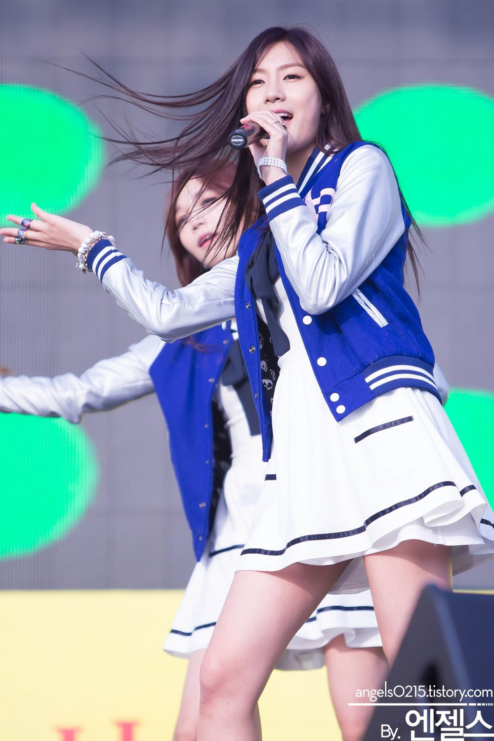 A Pink Hayoung GIST Music Festival