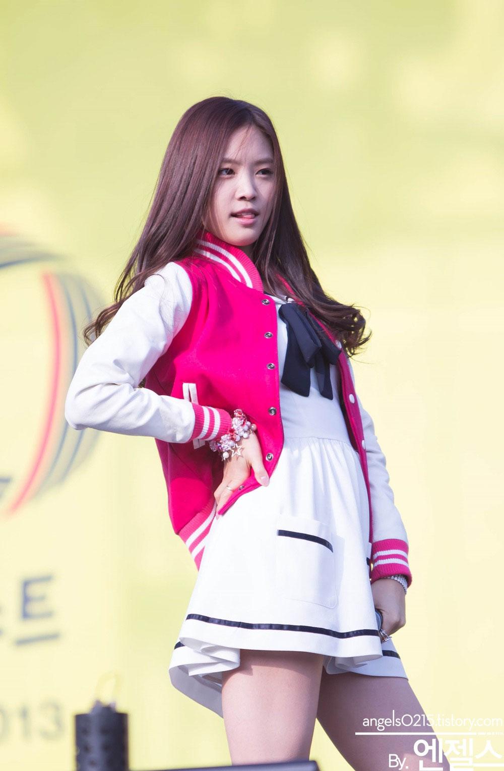 A Pink Naeun GIST Music Festival