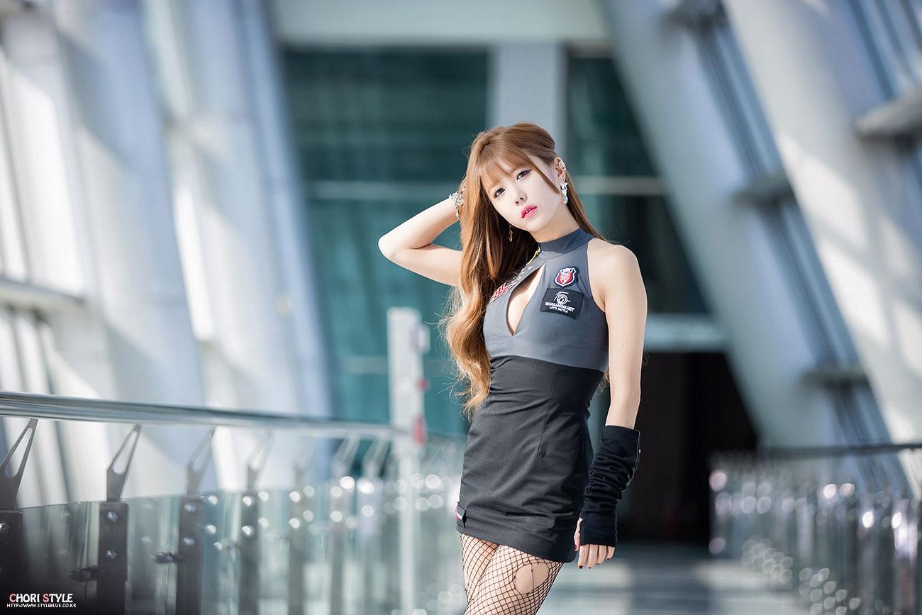 Heo Yoon Mi Gstar 2013 WarGaming