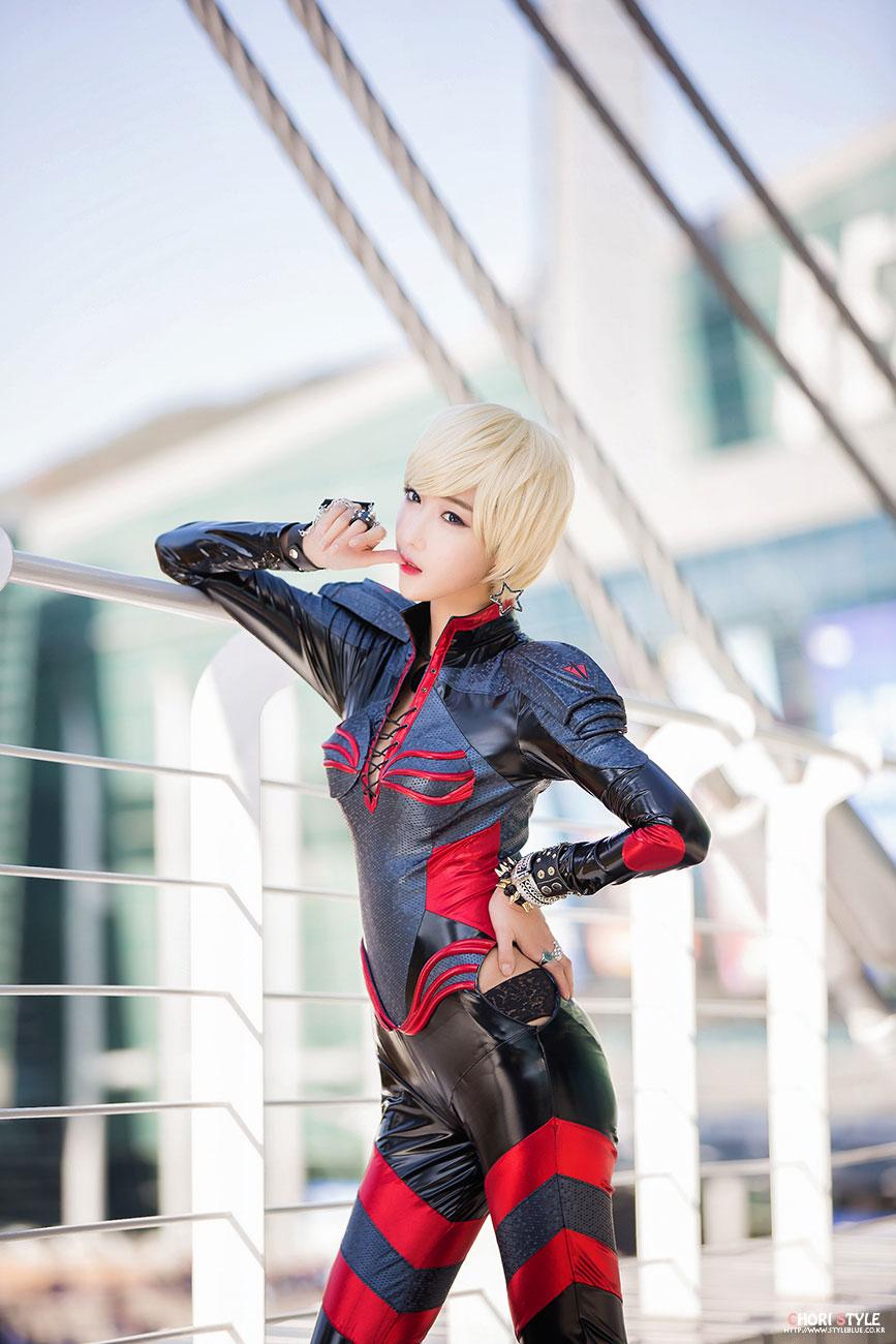 Yoo Ji Ah G-STAR 2013 cosplay