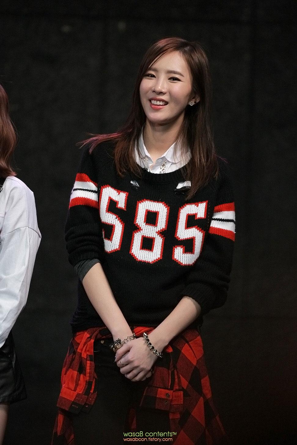 2eyes Hyerin Mnet Idol Battle