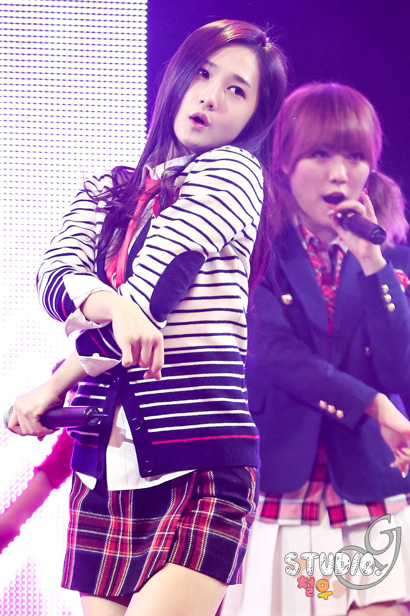 Hello Venus Ara Kangwon Land High Concert