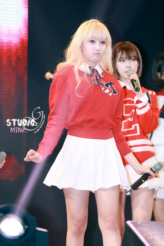 Hello Venus Nara Yoonjo Land High Concert