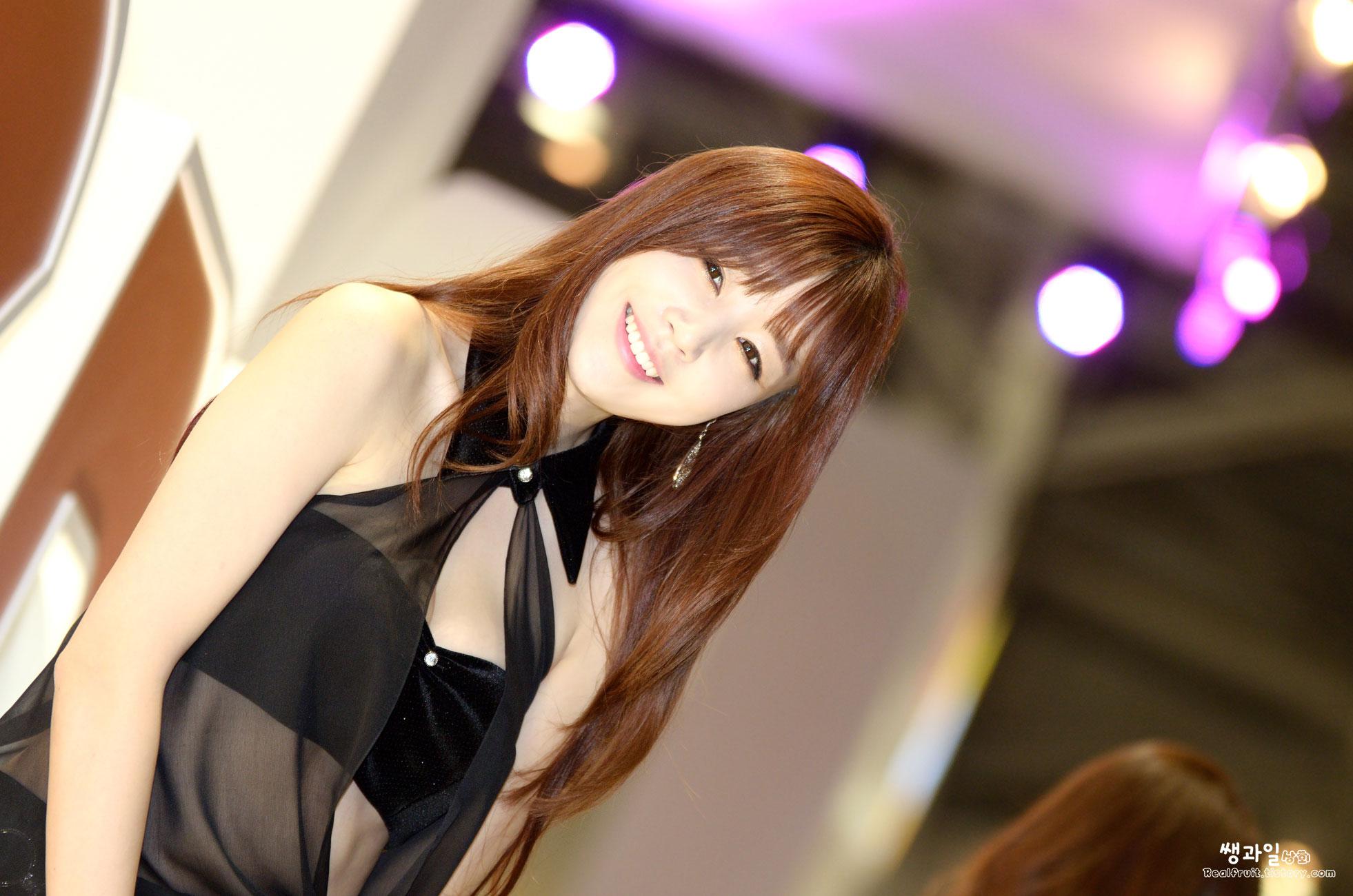 Hong Ji Yeon GSTAR 2013 Hungry App